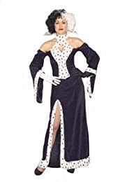 101 Dalmations Cruella costume