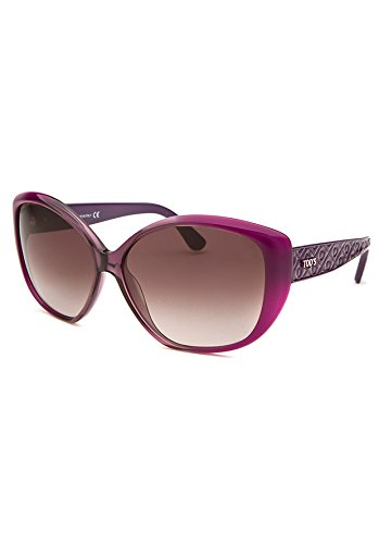 tods-to111-83z-61-womens-oversized-purple-and-translucent-purple-sunglasses