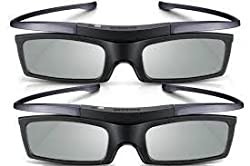 Samsung SSG-5100GB 3D Active Glasses For Samsung 3D LED TV (Pack of 2 Glass)