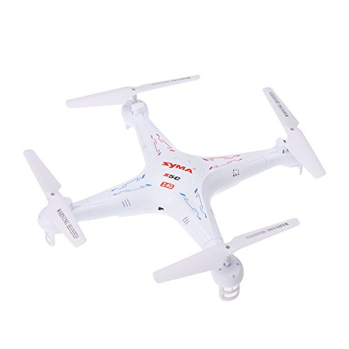 SYMA X5C 4CH 6-Axis Gyro RC Quadcopter Toys Drone BNF Without Camera
