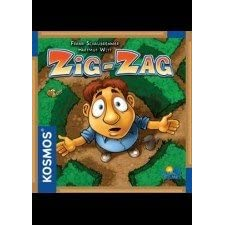 Zig Zag board game!