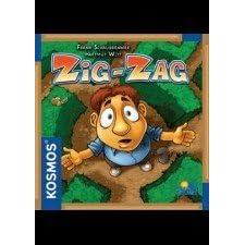 Zig Zag board game!
