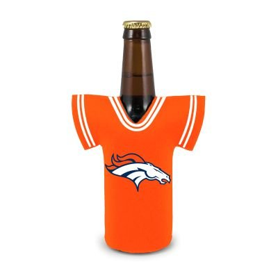 Denver Broncos Bottle Jersey Koozie 2-Pack