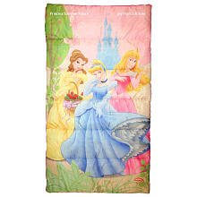 Disney Princesses Slumber Bag, Multi