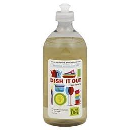 Better Life Dishwashing Soap - Unscented - 22 Fl Oz (Pack of 6)