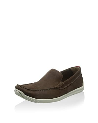 Clarks Slip-On Karlock Lane Marrón