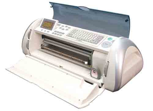 Cricut Expression Machine with Accent Essentials  &  Plantin Schoolbook + UK Guarantee