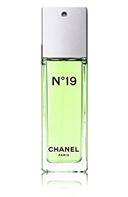 CHANEL No 19 Eau de_Toilette Spray 3.4oz
