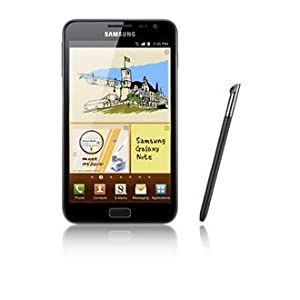 Wholesale Samsung Galaxy Note N7000 16GB Unlocked Android Smartphone - Dark Blue: Electronics