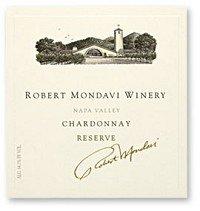 Robert Mondavi Winery Chardonnay Reserve 2009 750Ml