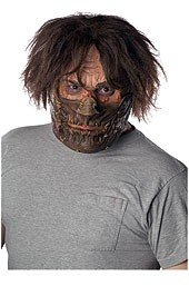 The Texas Chainsaw Massacre Leatherface Muzzled Adult Mask