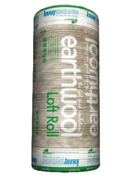 1x-insulation-loft-roll-knauf-earthwool-100mm-thickness-1389m2-per-roll-combi-cut