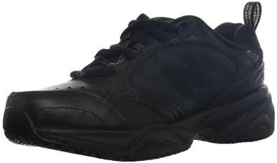 Buy New Balance Ladies WX626 Slip Resistant Cross-Training Shoe by New Balance