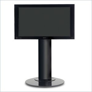 Cheap BDI Vista LCD/Plasma TV Floor Stand in Black Finish (9950B)