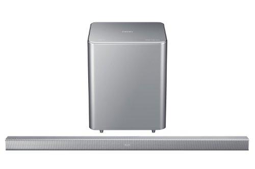 Samsung HW-F551 - Soundleistensystem - fǬr Heimkino - 2.1-Kanal - drahtlos - USB - 310 Watt (Gesamt)
