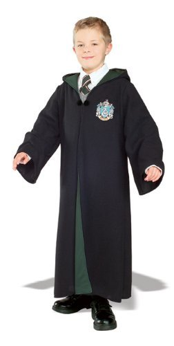 Malfoy Slytherin Deluxe Child Costume Robe (Size 4-6)