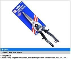 TS-305 Long Cut Tin Snip