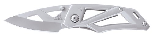 Gerber 22-41408 Truss 2.0 Folding Clip, Fine Edge Knife
