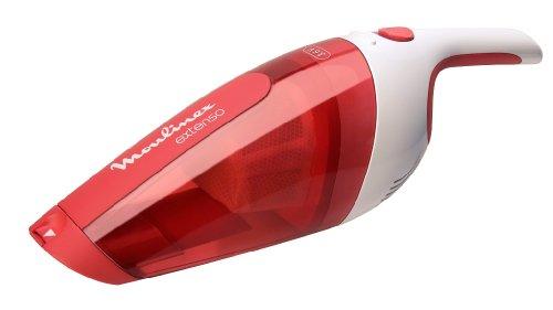 Extenso MX232301 - Aspirapolvere - palmare - senza sacco - rosso