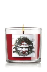 Slatkin & Co. Tis the Season 14.5 oz 3-wick candle