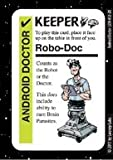 Star Fluxx Robo-Doc / Android Doctor Promo Game Card (KEEPER) [Toy]