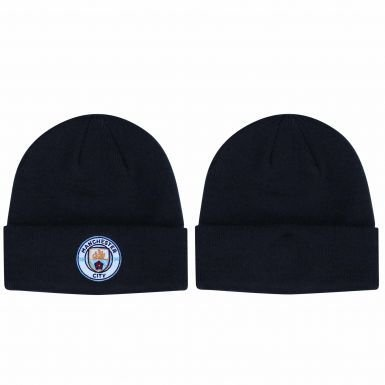 Official Manchester City Crest Bronx Hat