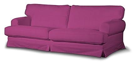 FRANC-TEXTIL 666-705-23 Ekeskog funda sofá no plegable, no plegable Ekeskog, Etna, amaranto