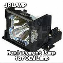 Electrified- Lv-Lp22 / 9924A001 Replacement Lamp With Housing For Canon Projectors