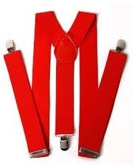 Red Suspenders (Standard)