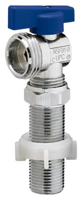 Homewerks Worldwide 10-260-C-B Chr Coldwash Machine Or Machined Valve Valves, Washing Machine