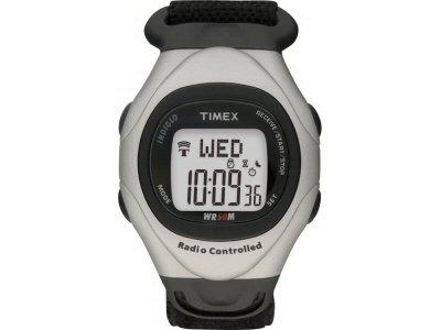 Timex Women's Marathon Radio Control Atomic Watch