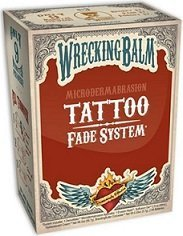 Wrecking balm tattoo fade system business industrial for Never fade tattoo