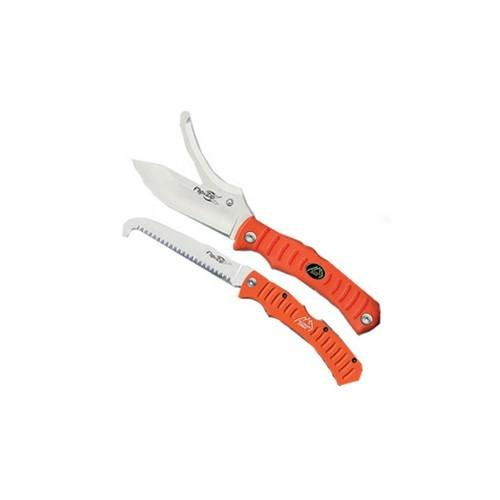 Outdoor Edge Flip N'Zip Double Blade Folding Knife/Saw Combos