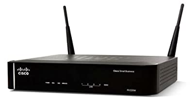 Cisco RV220W Wireless Network Security Firewall Wired and Wireless Connectivity for Small Office