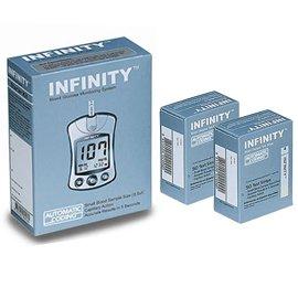 infinity auto code meter 100
