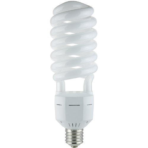 Sunlite SL105/65K/MOG 105 Watt High Wattage Spiral Energy Saving CFL Light Bulb Mogul Base 120 Volt Daylight