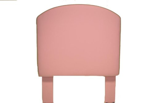 Cheap Southeastern Kids Curved  Headboard Pink and Apple Green (1001/0507)