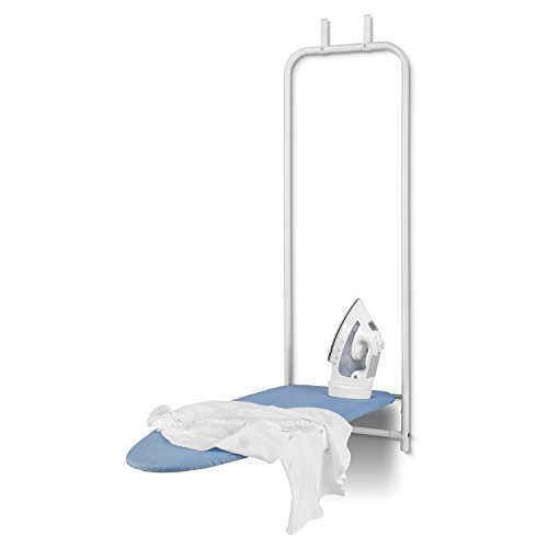 Honey-Can-Do BRD-01350 Over The Door Ironing Board with Folding Design, 42L x 14W (Fold Down Iron Board compare prices)