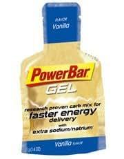 POWERBAR PowerGel sachet à boire 41g (Goût: Vanille 1 piece) Gel énergétique