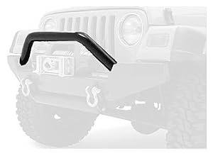 Pare buffle tubulaire HighRock 4x4 BESTOP pour Jeep Wrangler [TJ