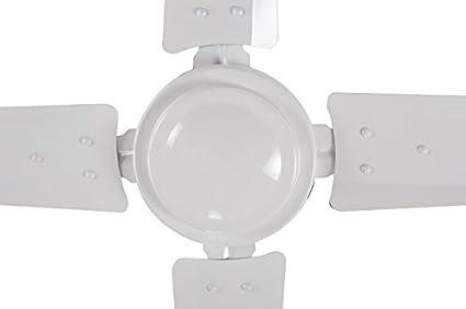 Cute Plain 4 Blade (600mm) Ceiling Fan