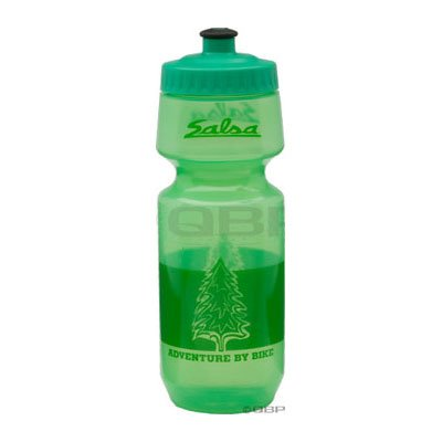 Salsa 24oz Green Tree Wide Mouth Water Bottle