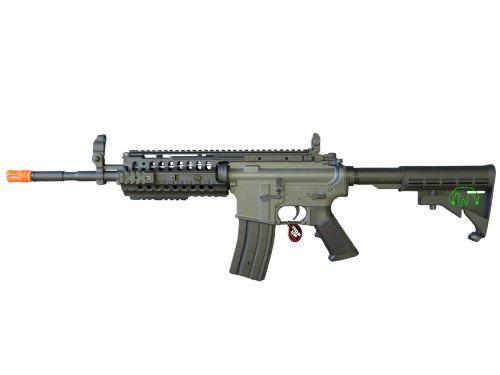 2010 VERSION 432 FPS JG M4 S-System Metal Gear