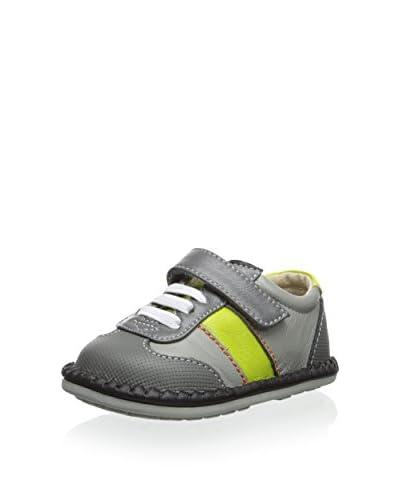 See Kai Run Kid's Asher Sneaker  [Gray]