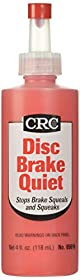CRC Disc Brake Quiet 05016, 4 Fl Oz