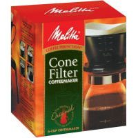 Melitta Cone Filter Manual Coffeemaker 6 Cup, 1-Count at Sears.com