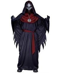 Emperor of Evil Child Halloween Costume Size 12-14