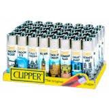 Clipper Lighter Classic Flint London 3 40 PACK