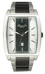 Kenneth Cole New York Two-tone Bracelet Men's watch #KC9098