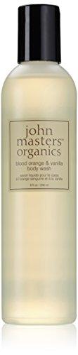 organic body wash John Masters Organics Blood Orange & Vanilla Body Wash 8 fl oz / 236 ml